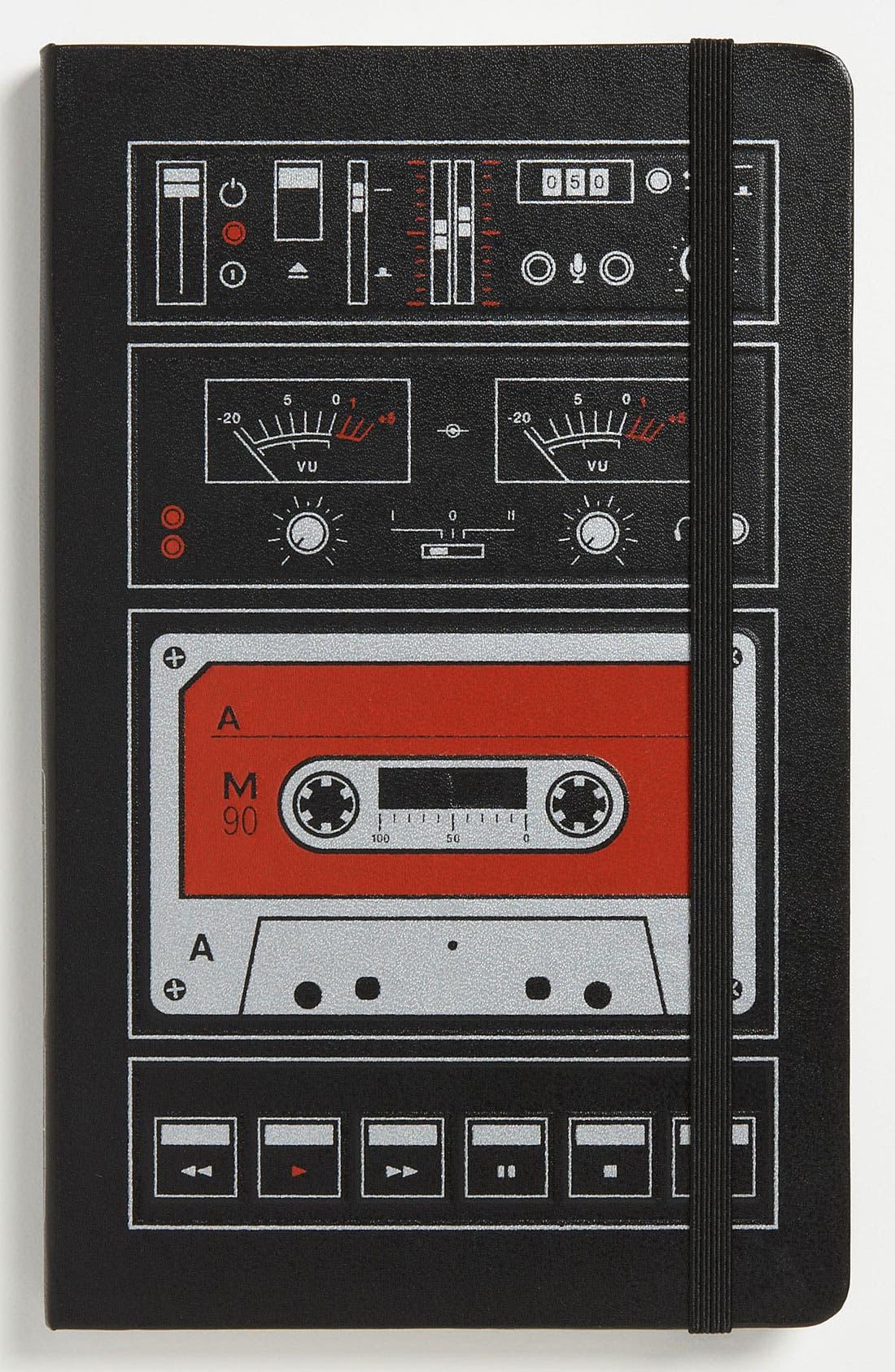 Main Image - Moleskine® 'Audio' Ruled Notebook