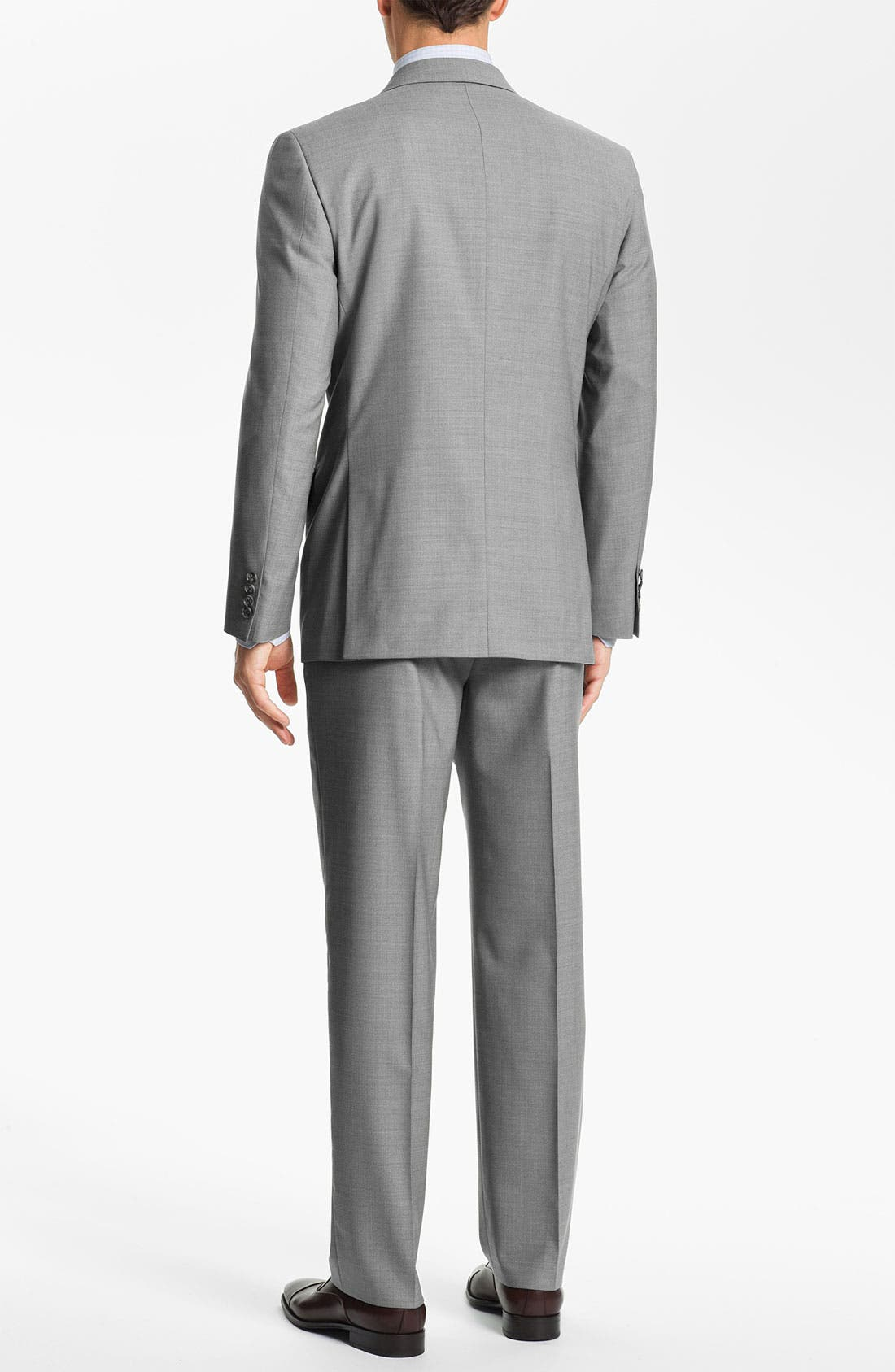 Alternate Image 3  - Joseph Abboud Wool Suit