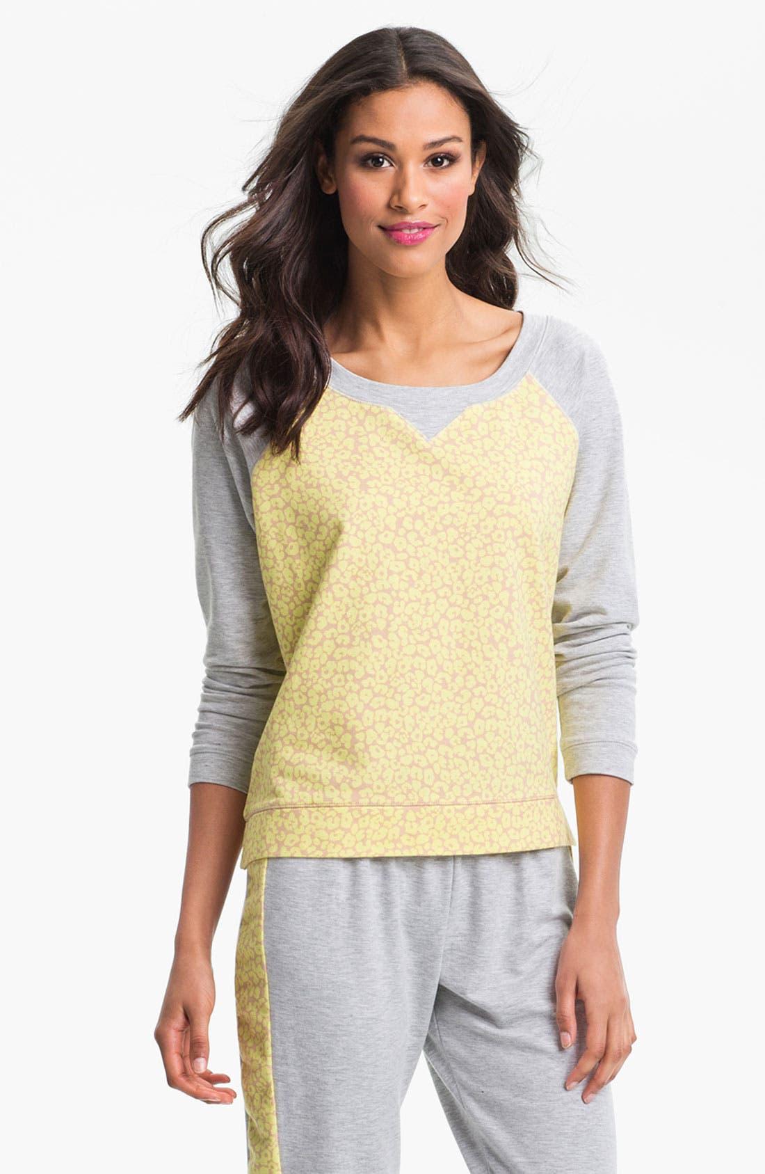 Alternate Image 1 Selected - Kensie 'Mix Master' Sweatshirt