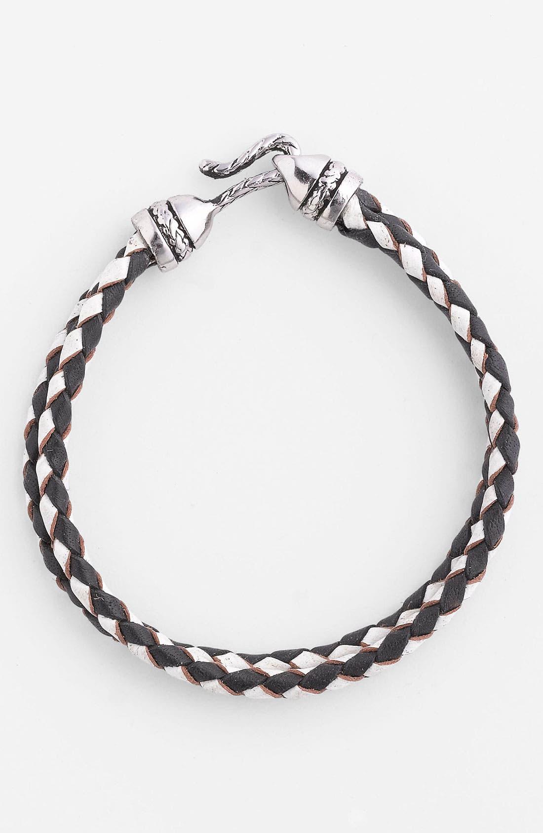 Alternate Image 1 Selected - Zack Double Braided Bracelet