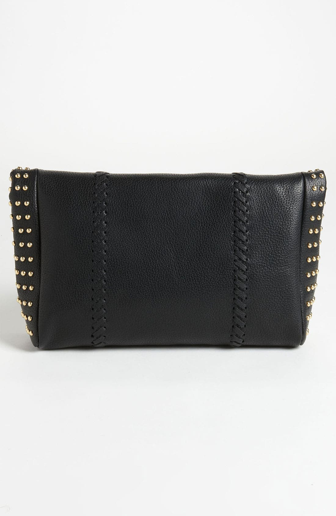 Alternate Image 4  - Emilio Pucci Leather Fold Over Clutch