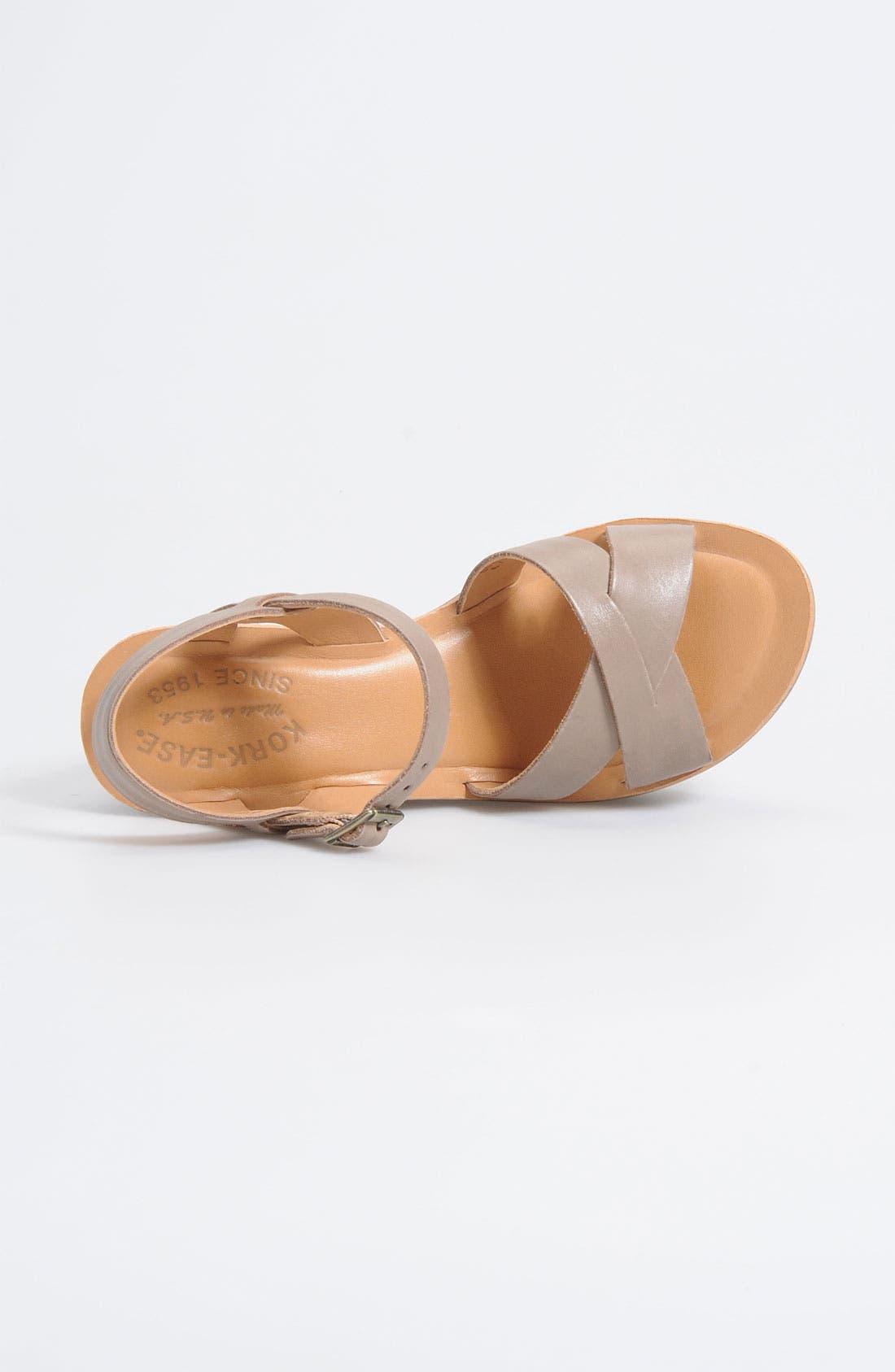 Alternate Image 3  - Kork-Ease 'Bette' Wedge Sandal (Nordstrom Exclusive)