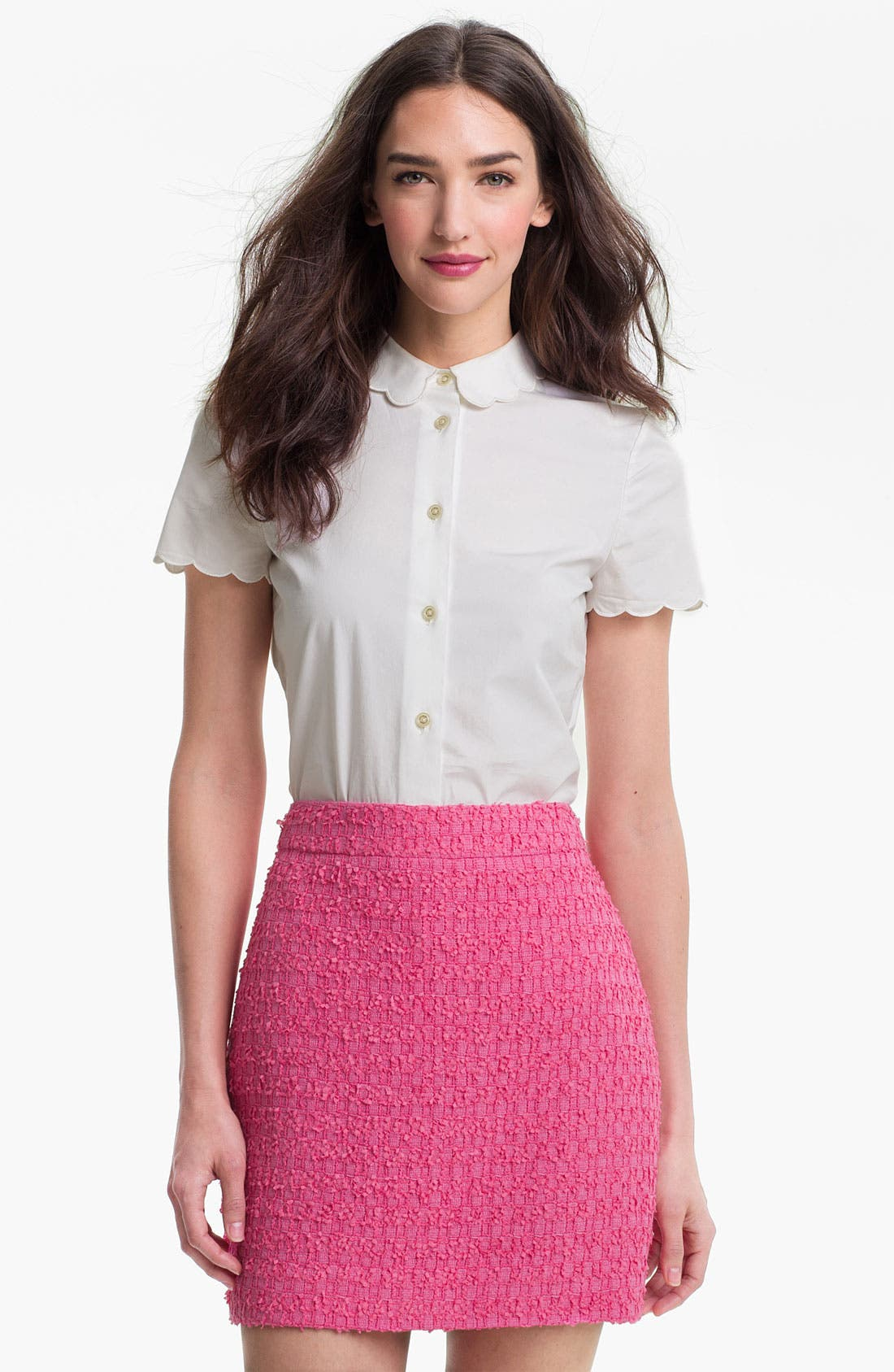 Alternate Image 1 Selected - kate spade new york 'helen' top