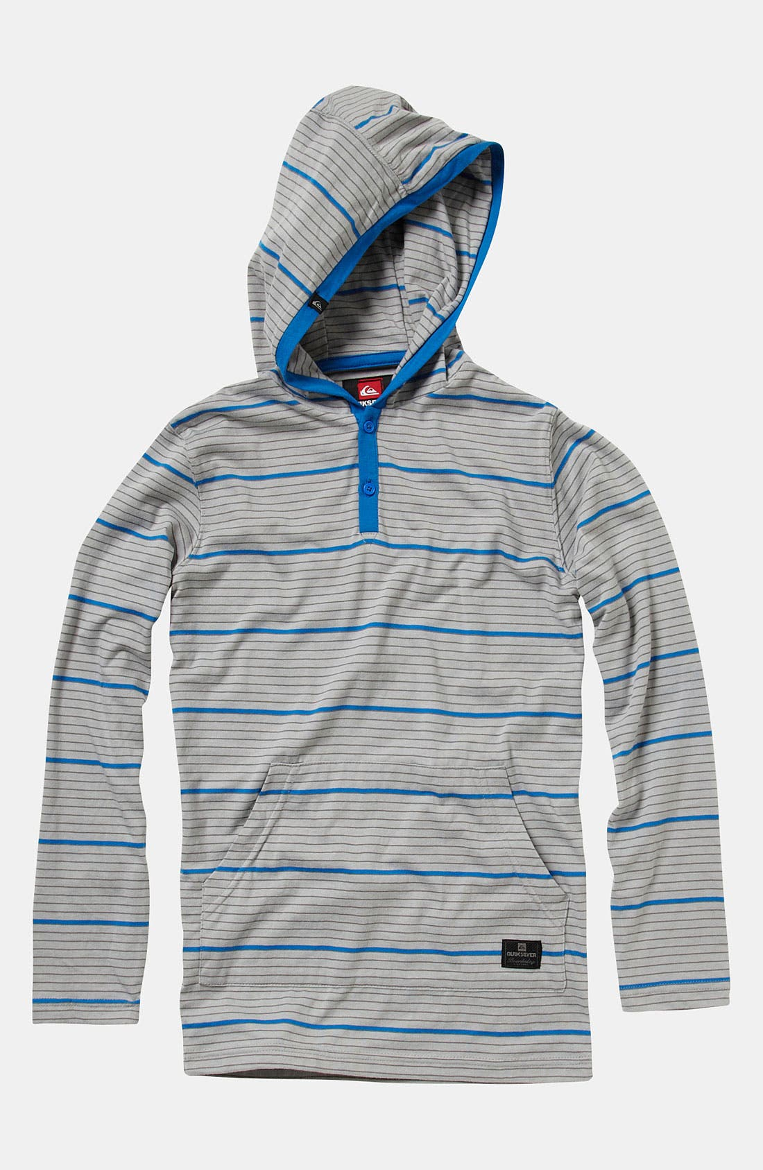 Main Image - Quiksilver 'Hodad Stoke' Knit Hoodie (Toddler)