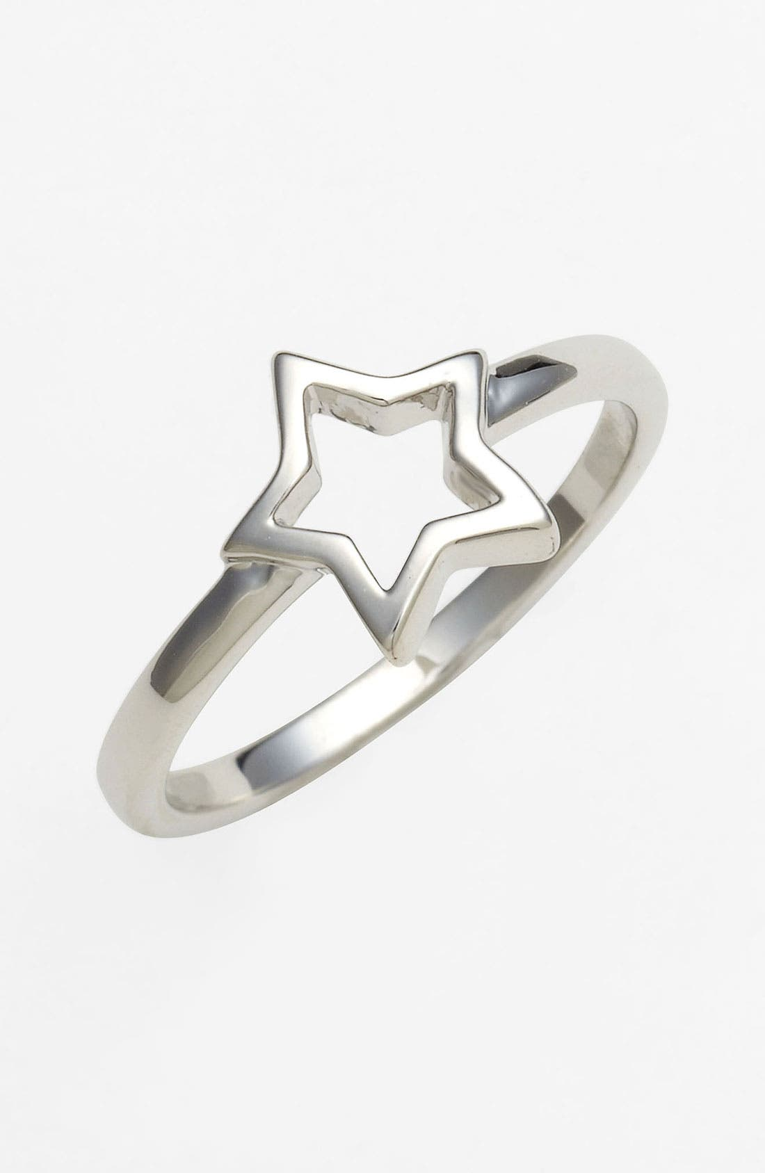 Alternate Image 1 Selected - Ariella Collection Star Ring