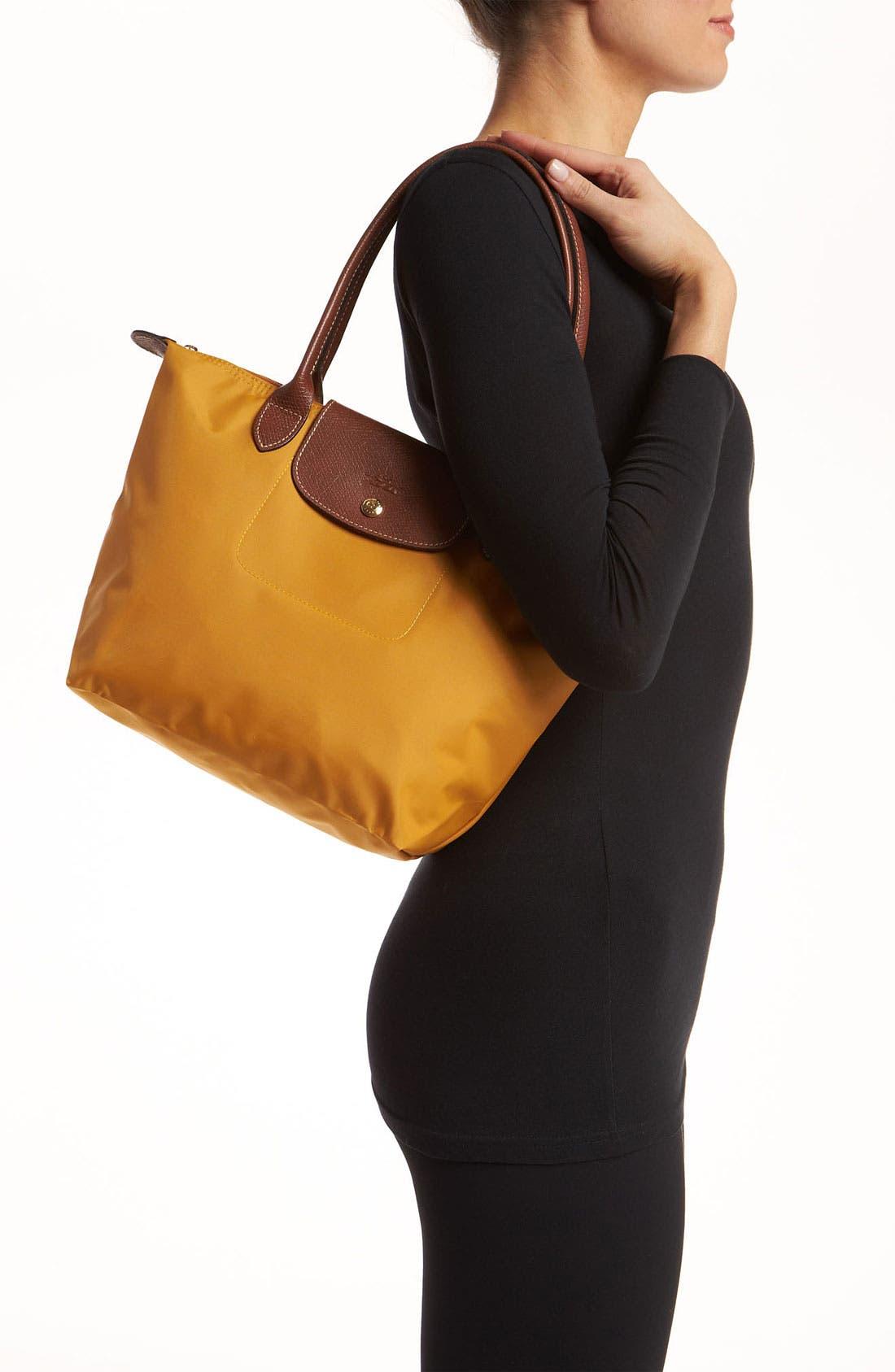 Alternate Image 2  - Longchamp 'Small Le Pliage' Shoulder Tote