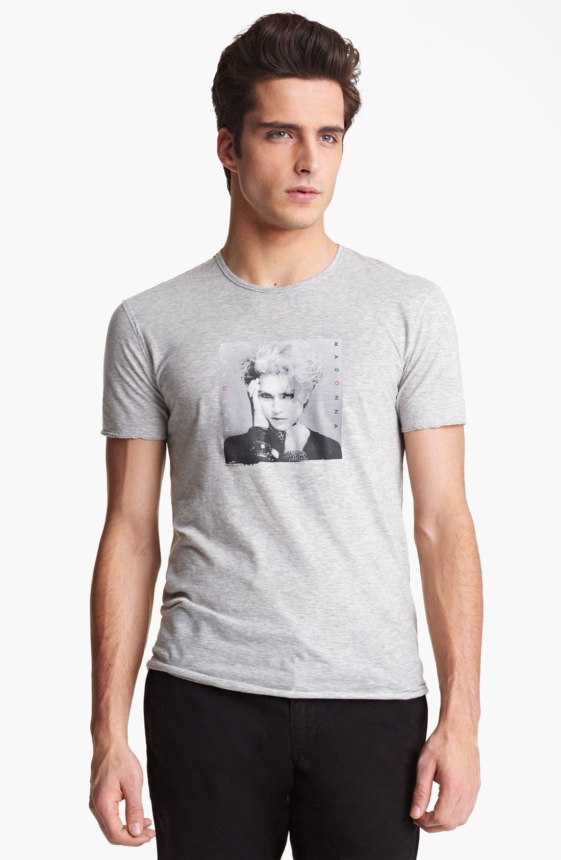 Alternate Image 1 Selected - Dolce&Gabbana 'Madonna' Graphic T-Shirt