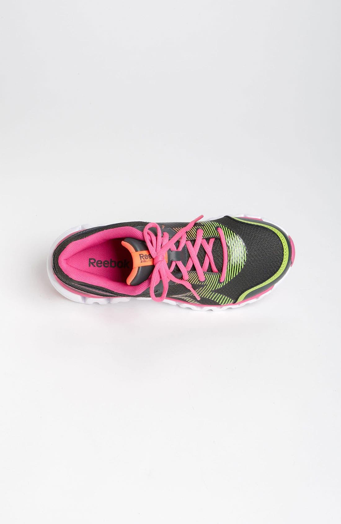 Alternate Image 3  - Reebok 'ZigLite Electrify' Sneaker (Baby, Walker & Toddler)