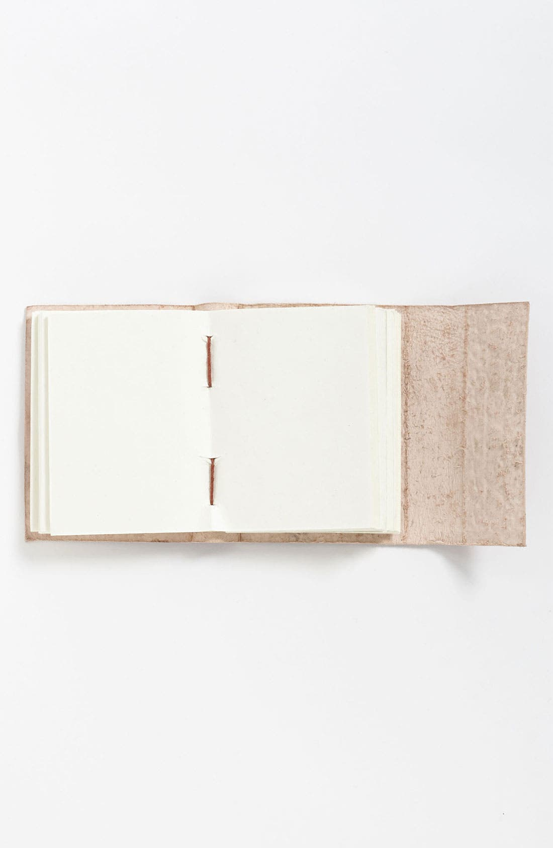 Alternate Image 2  - Leather-Bound Traveler's Notebook, Small