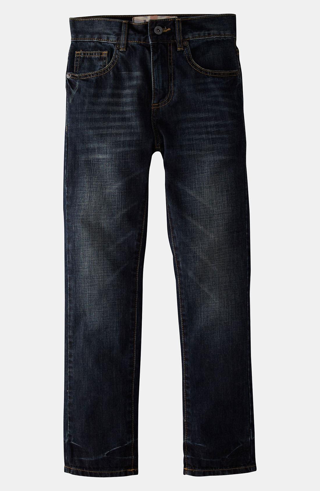 Alternate Image 1 Selected - Johnnie b Slim Fit Pants (Big Boys)