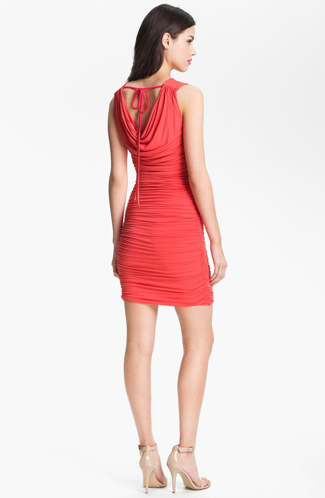 Alternate Image 2  - Felicity & Coco Ruched Jersey Minidress (Nordstrom Exclusive)