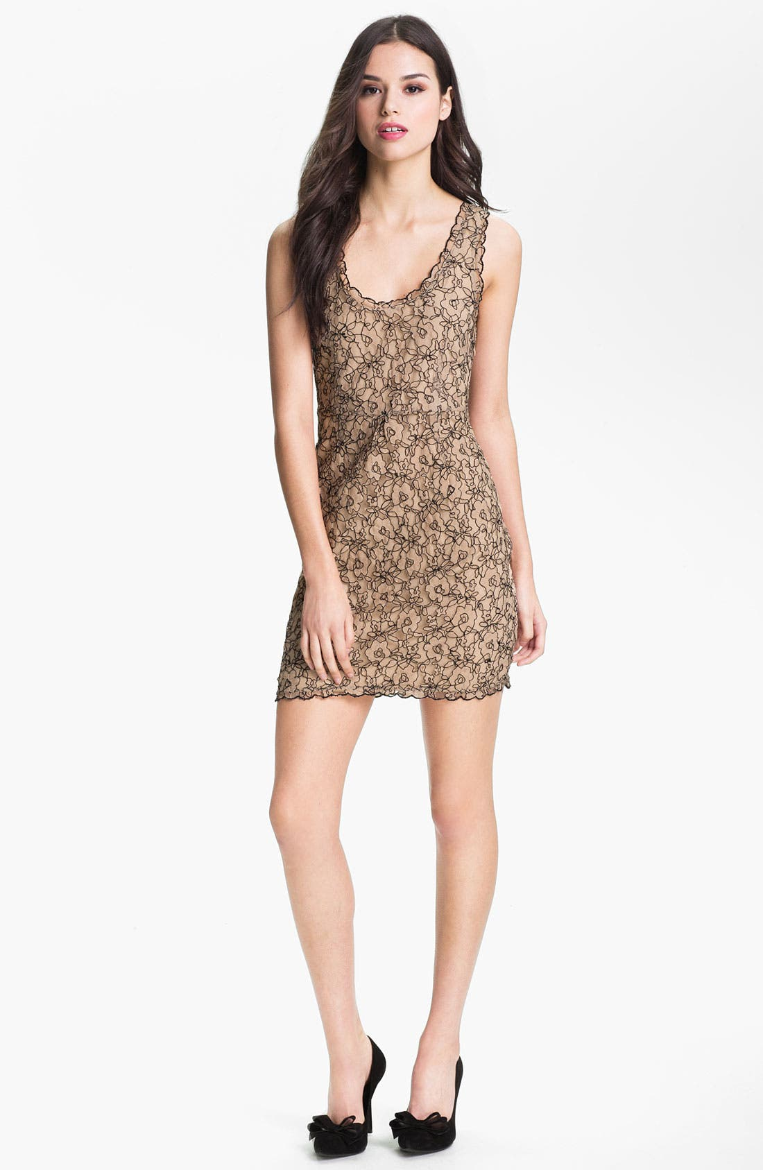 Alternate Image 1 Selected - Joie 'Rori' Lace Dress