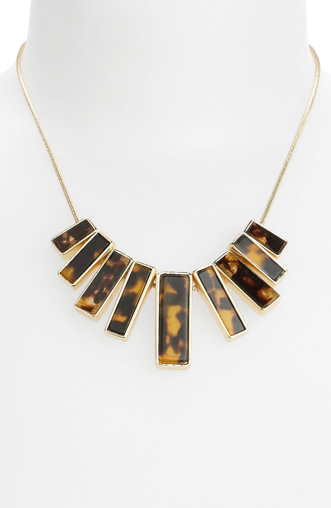 Alternate Image 2  - Anne Klein 'Ridley' Bib Necklace