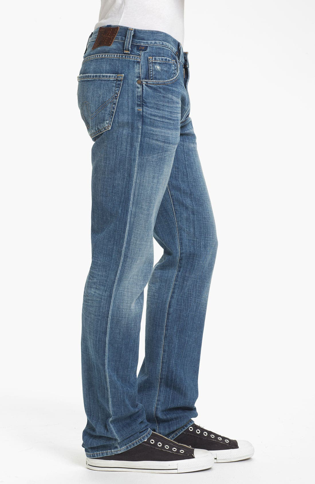 Alternate Image 3  - Citizens of Humanity 'Sid' Straight Leg Jeans (Nelson)