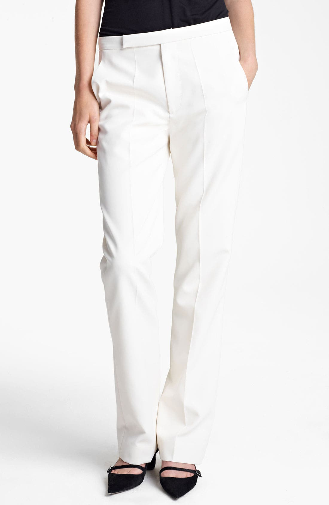 Alternate Image 1 Selected - MARC JACOBS Techno Twill Trousers