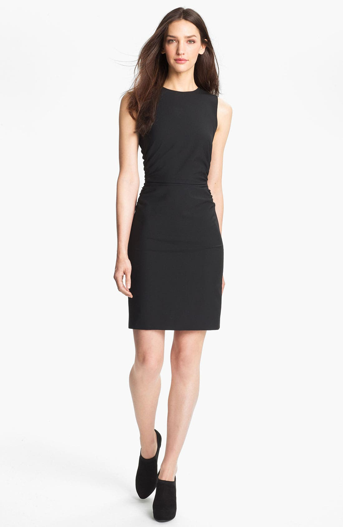 Alternate Image 1 Selected - Theory 'Elowen' Wool Sheath Dress