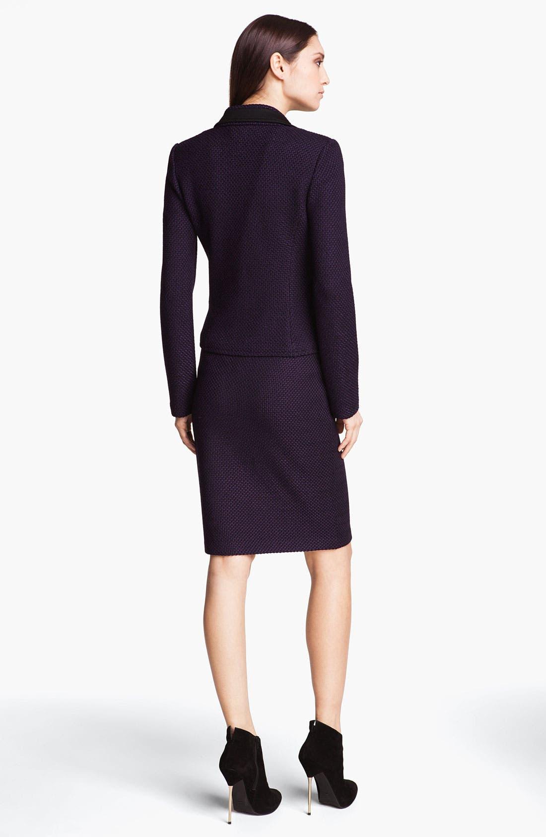 Alternate Image 3  - St. John Collection 'Waldorf' Tweed Jacket