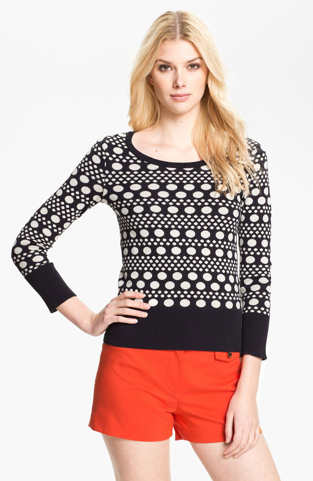 Main Image - Tory Burch 'Falon' Sweater