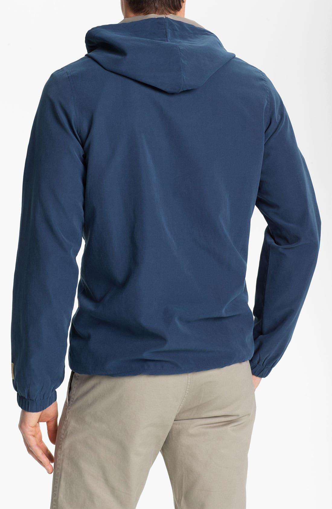 Alternate Image 2  - Obey 'Recluse' Zip Jacket
