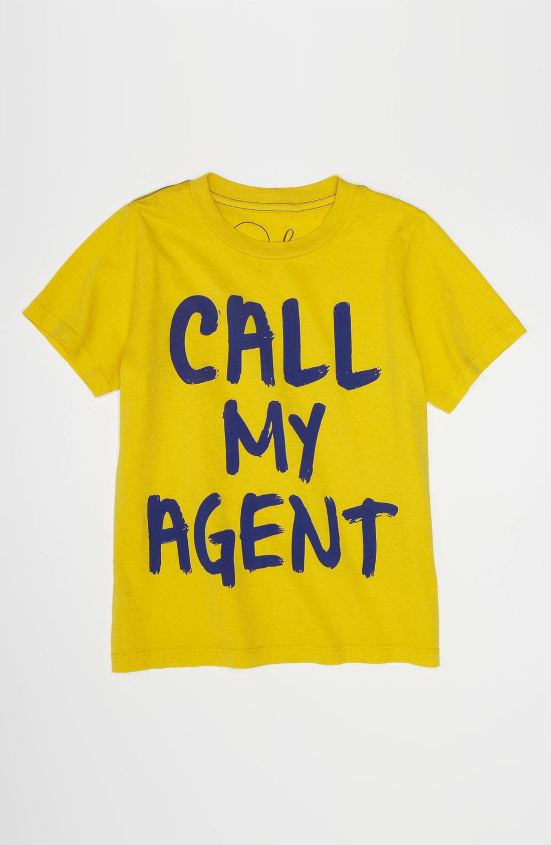 Alternate Image 1 Selected - Peek 'Call My Agent' T-Shirt (Little Boys & Big Boys)