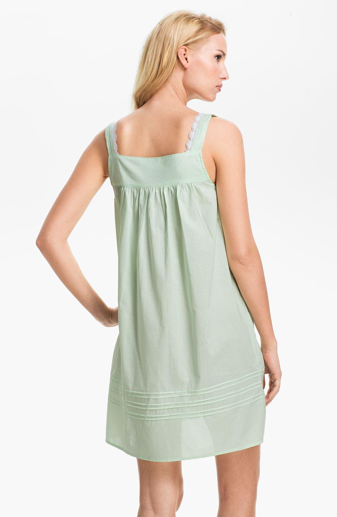 Alternate Image 2  - Eileen West 'Morning Dew' Short Nightgown