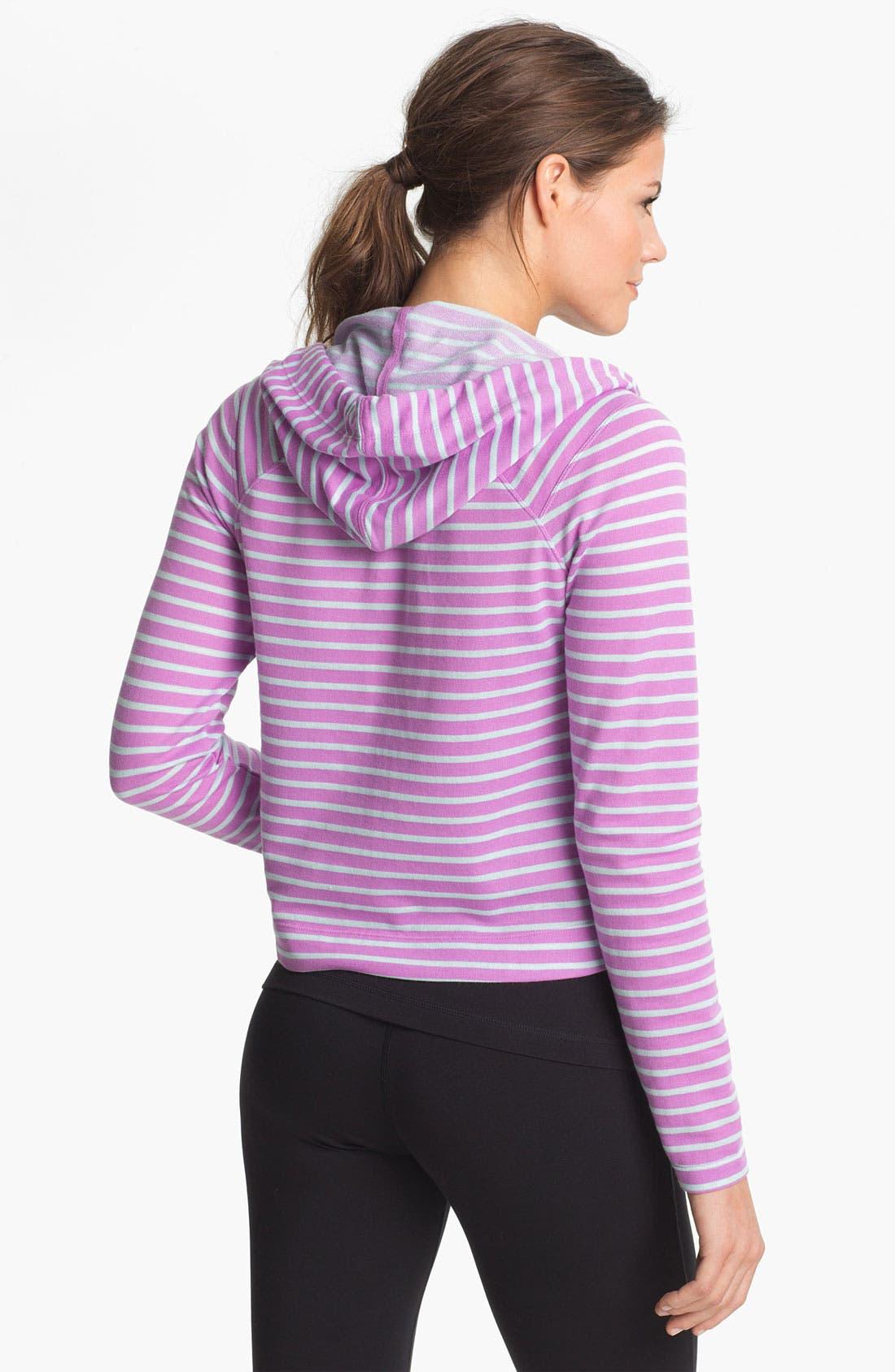 Alternate Image 2  - Unit-Y 'Backstage' Stripe Jacket