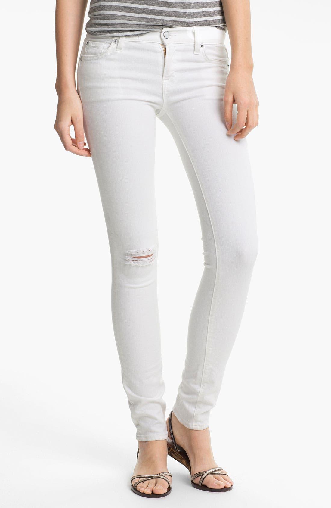 Alternate Image 1 Selected - TEXTILE Elizabeth and James 'Debbie' Skinny Stretch Jeans