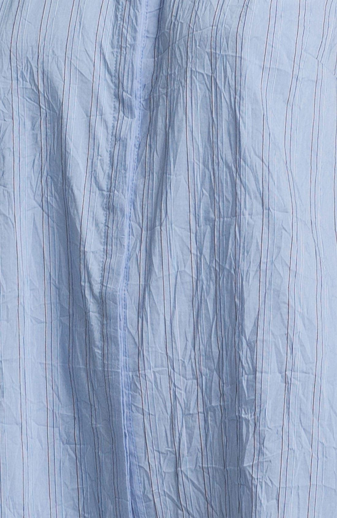 Alternate Image 3  - Elizabeth and James 'Estelle' Crumpled Sleeveless Shirt