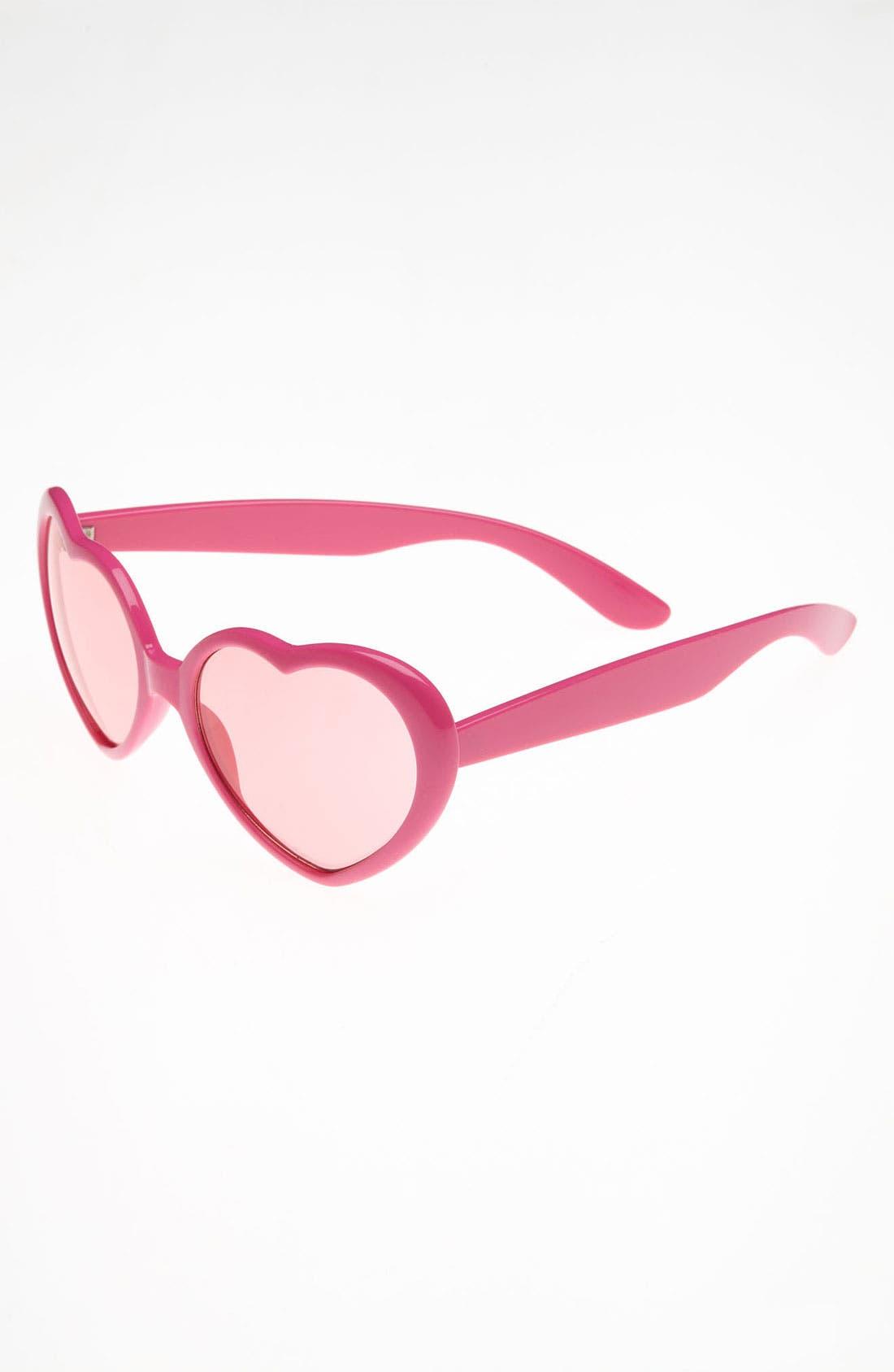 Alternate Image 1 Selected - Icon Eyewear Neon Sunglasses (Girls)