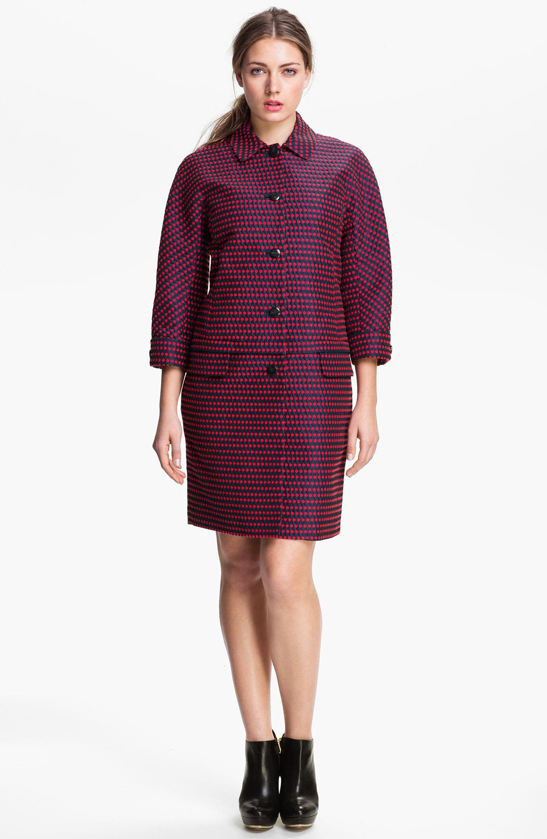 Alternate Image 1 Selected - MARC BY MARC JACOBS 'Isabella' Dot Jacket