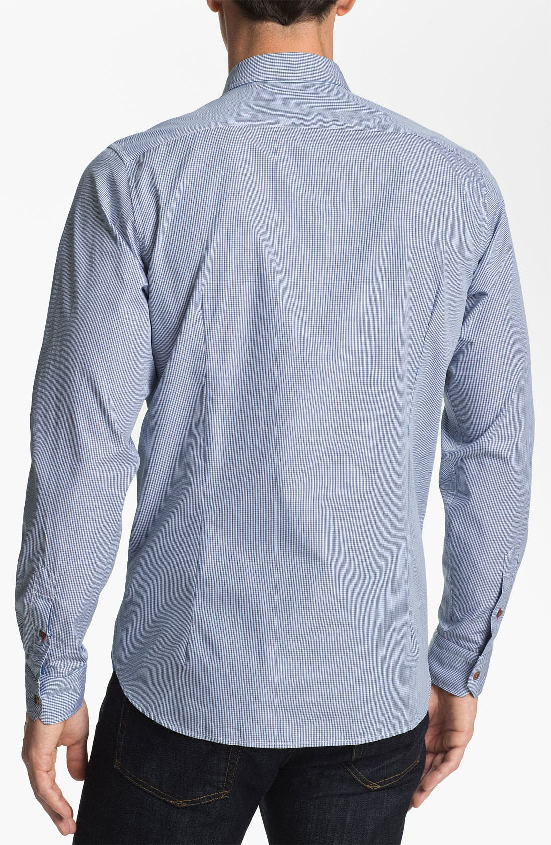 Alternate Image 2  - Ted Baker London 'Blachie' Sport Shirt