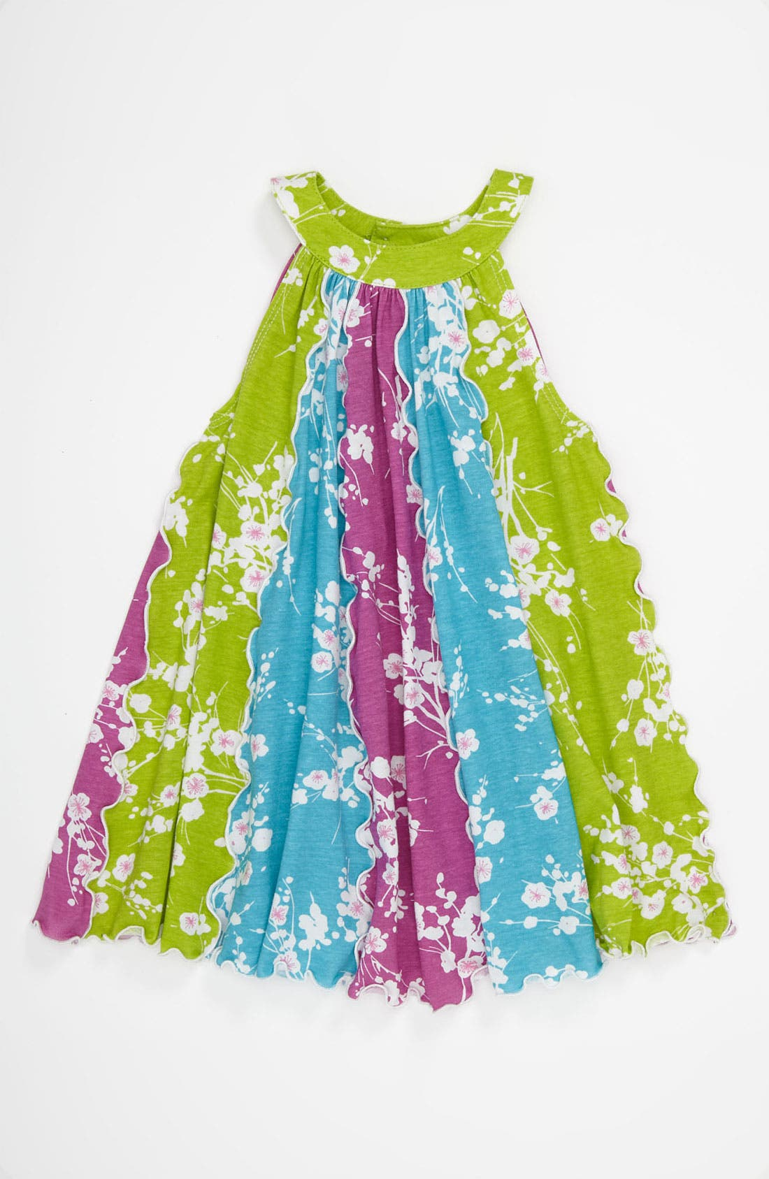 Alternate Image 1 Selected - Love U Lots 'Cherry Blossom' Dress (Toddler)