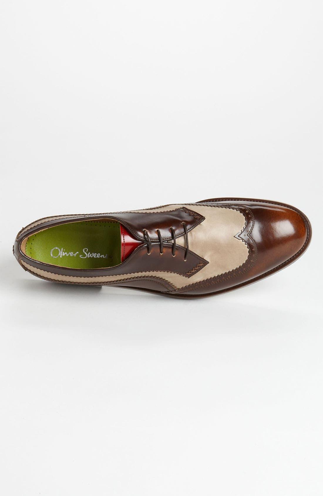 Alternate Image 3  - Oliver Sweeney 'Salento' Spectator Shoe