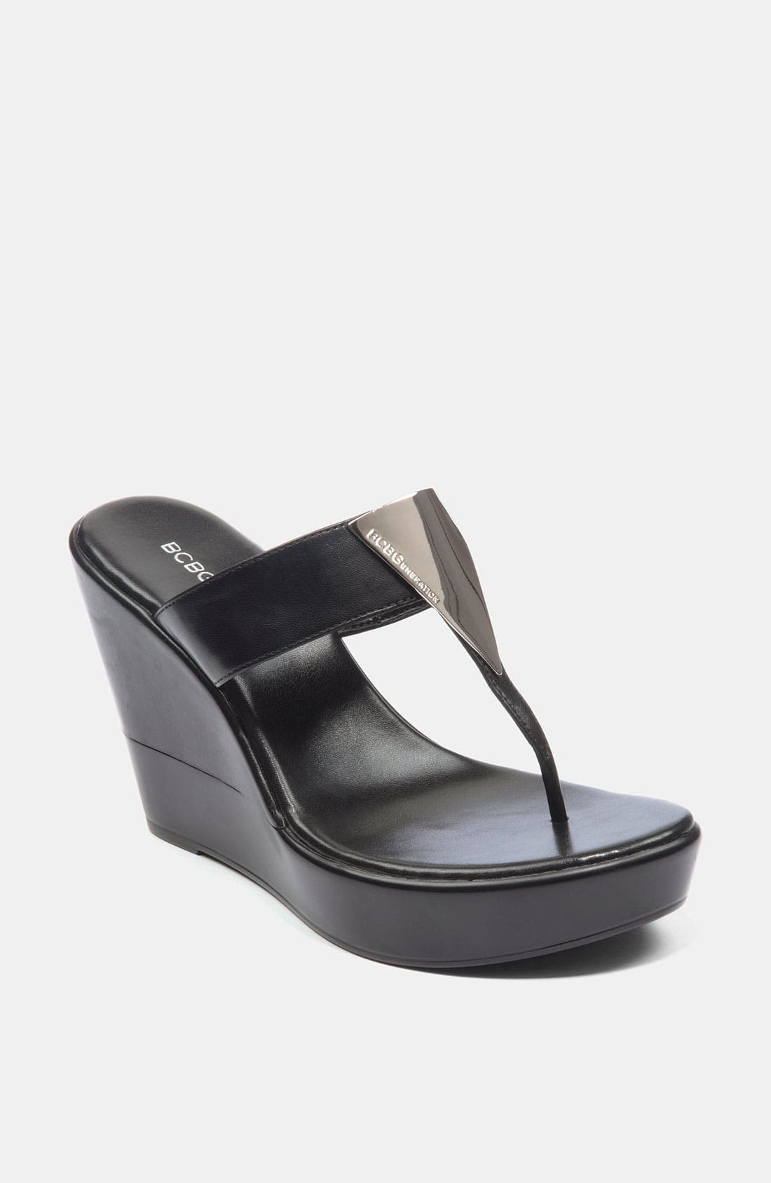 Alternate Image 1 Selected - BCBGeneration 'Qwill' Sandal