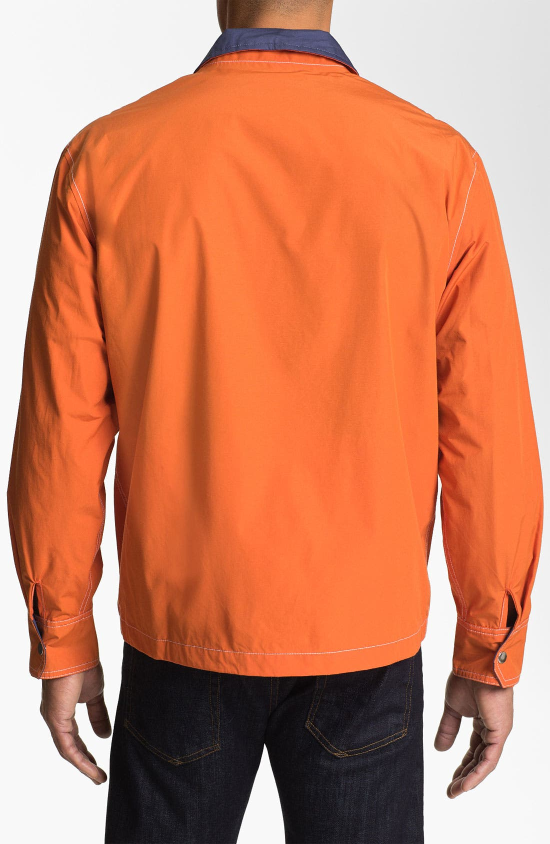 Alternate Image 2  - Cutter & Buck 'North Beach Spring' Jacket (Big & Tall)
