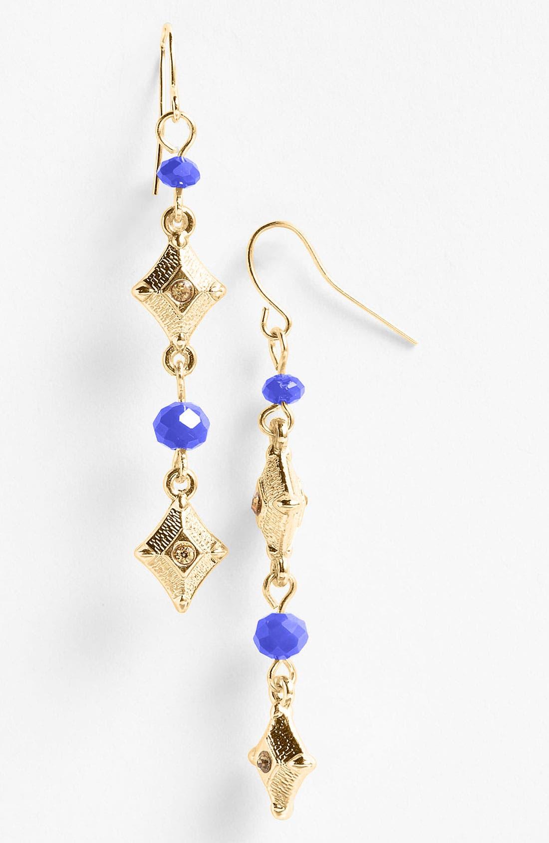 Alternate Image 1 Selected - Nordstrom Linear Earrings