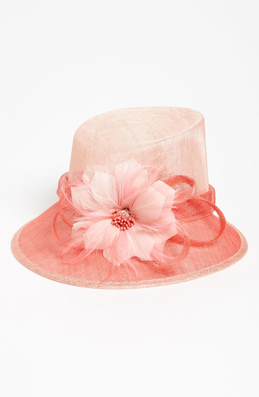 Alternate Image 1 Selected - Nordstrom 'Asymmetrical Crown' Derby Hat
