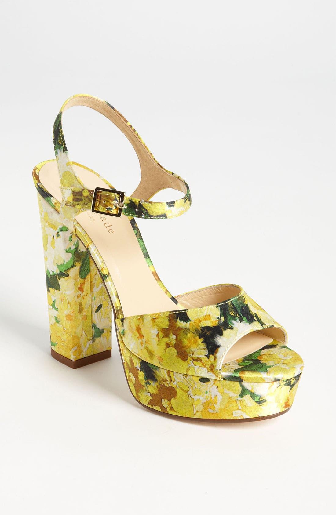 Alternate Image 1 Selected - kate spade new york 'ila' sandal