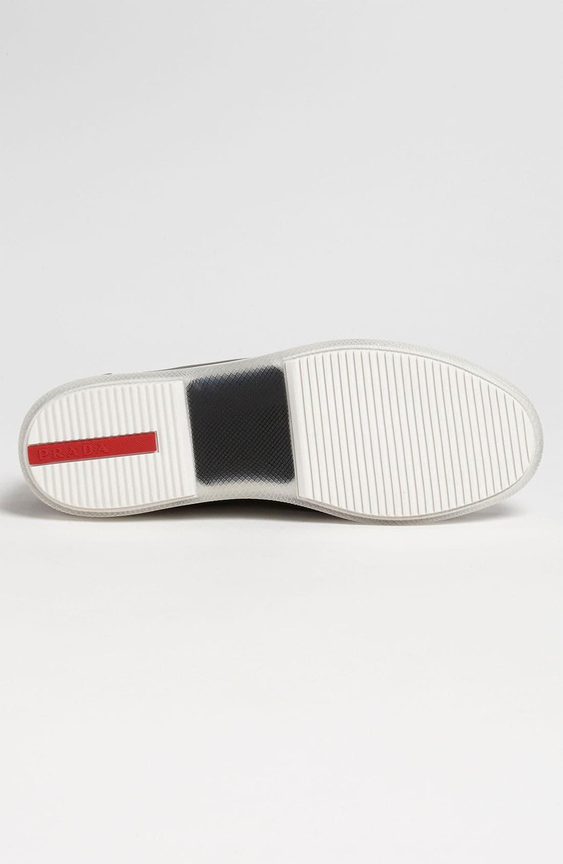 Alternate Image 4  - Prada Low Profile Sneaker
