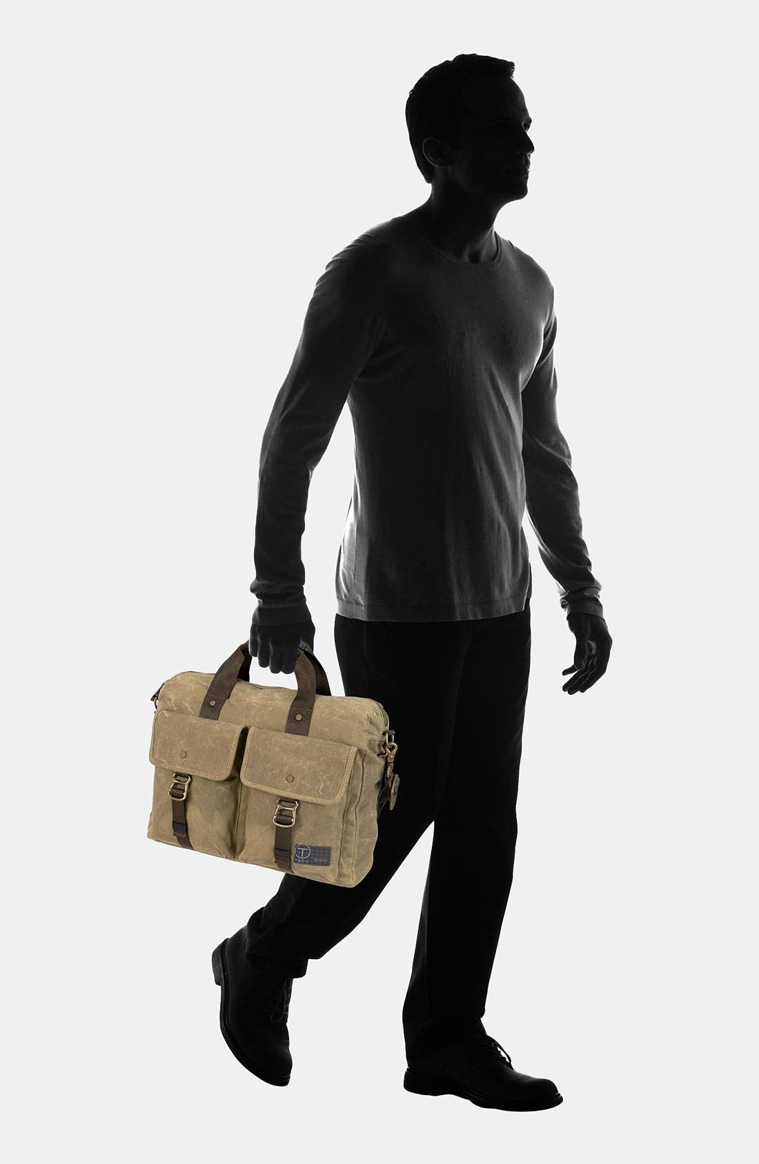 Alternate Image 5  - T-Tech by Tumi 'Icon - Arch' Briefcase
