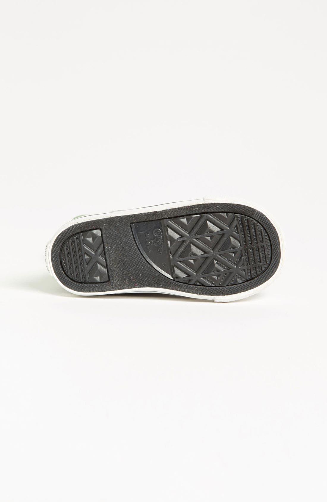 Alternate Image 4  - Converse Chuck Taylor® All Star® 'Neon X-HI' Sneaker (Walker & Toddler)