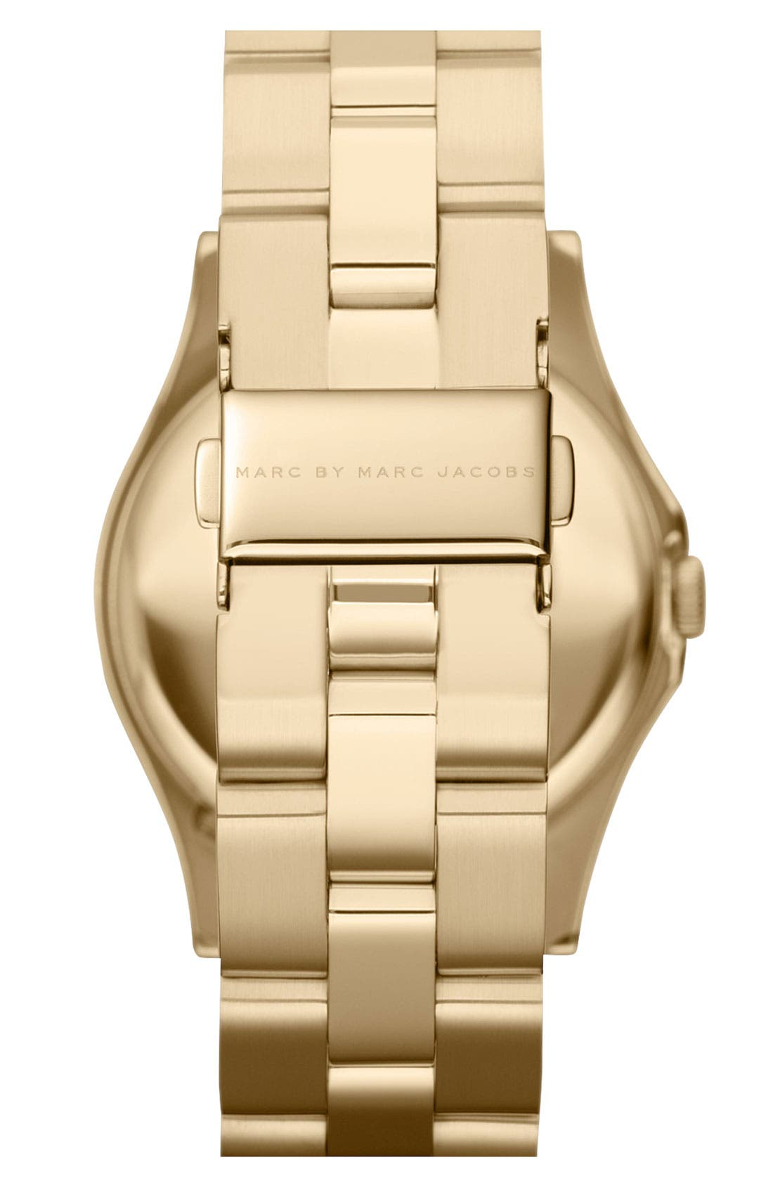 Alternate Image 3  - MARC BY MARC JACOBS 'Baby Dave' Bracelet Watch