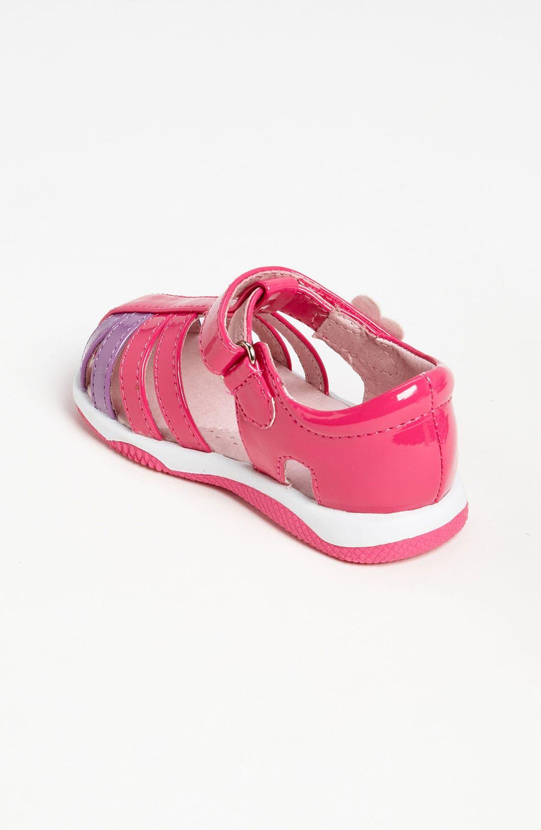 Alternate Image 2  - Nina 'Stelle' Sandal (Baby, Walker & Toddler)