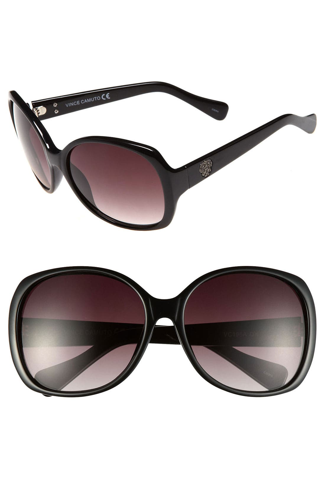 Main Image - Vince Camuto 60mm Oversized Sunglasses (Online Only)