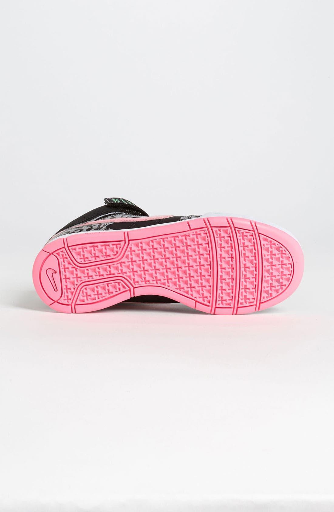 Alternate Image 4  - Nike 'Air® Mogan' Midcut Sneaker (Women)
