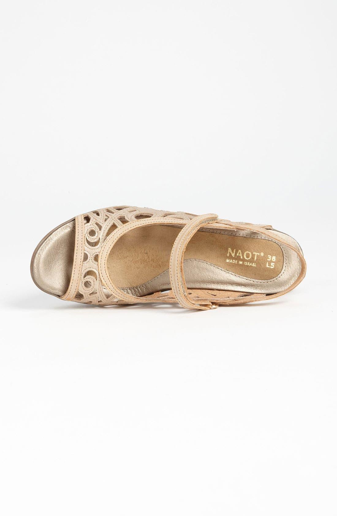 Alternate Image 3  - Naot 'Deluxe' Sandal
