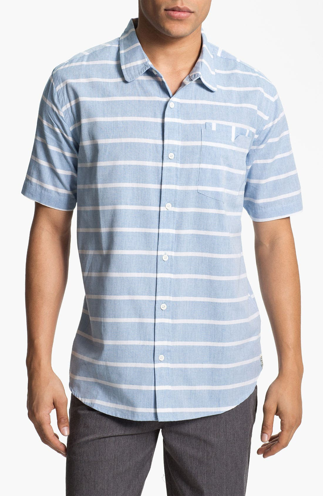 Main Image - Ezekiel 'Newmar' Stripe Woven Shirt