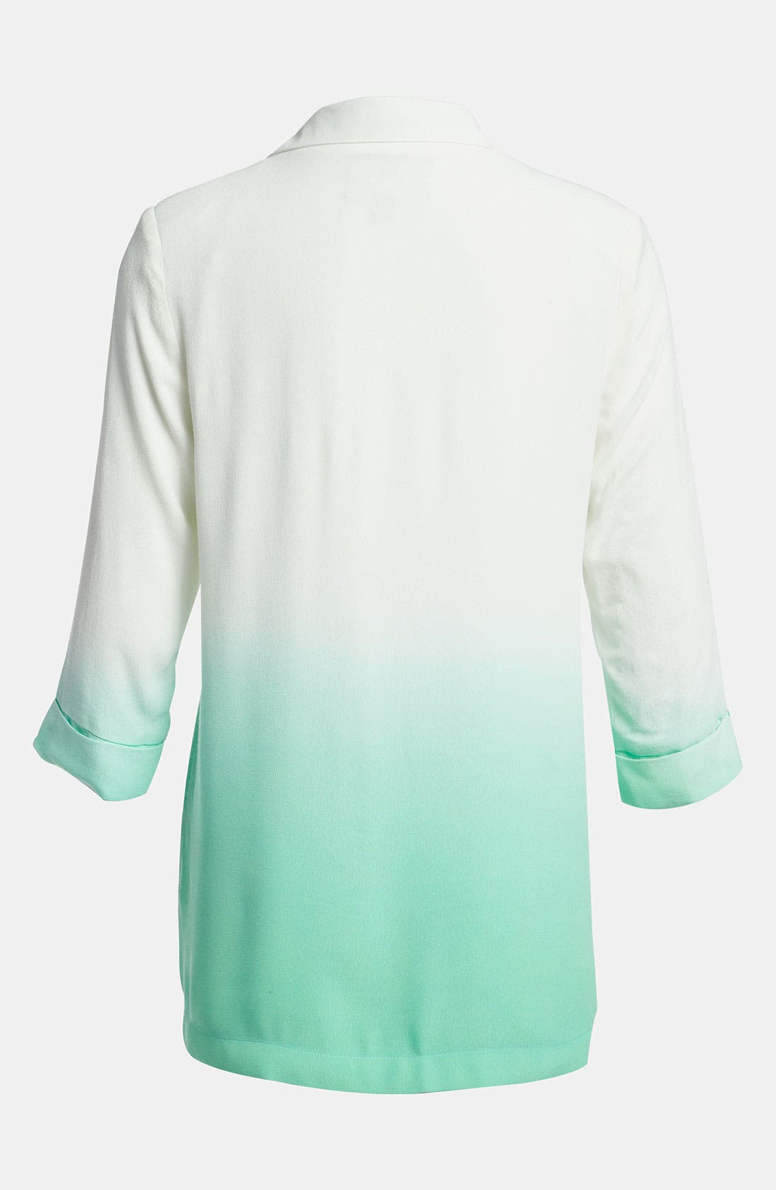 Alternate Image 3  - MINKPINK 'Great White' Dip Dye Blazer