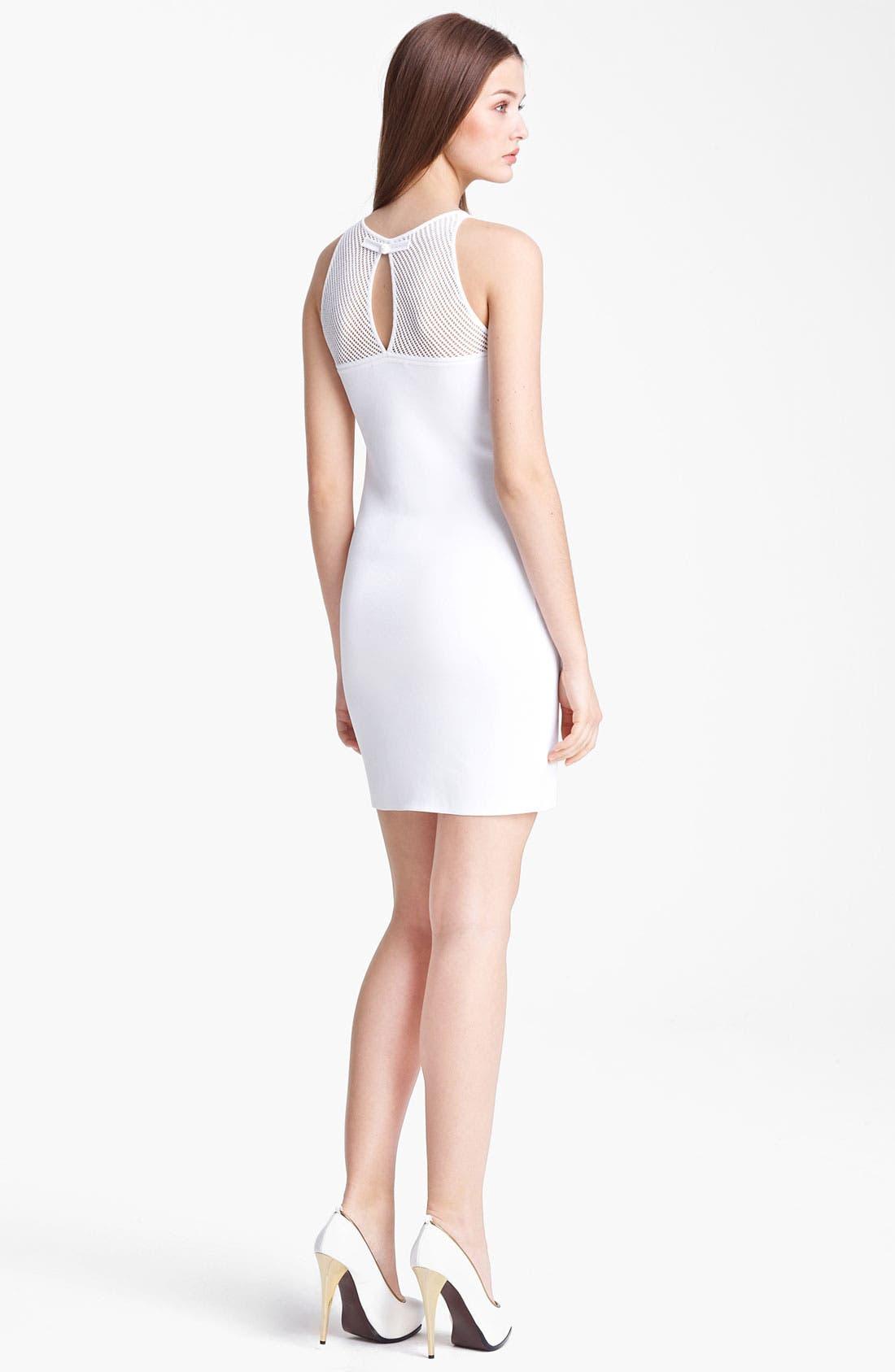 Alternate Image 2  - Emilio Pucci Mesh Detail Dress