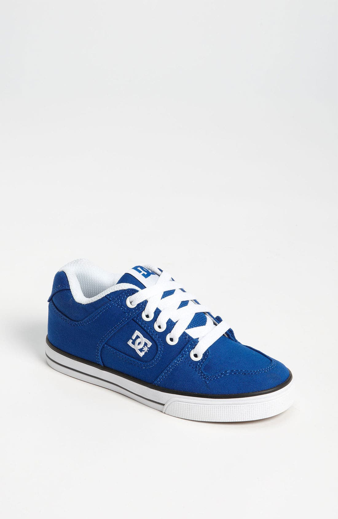 Alternate Image 1 Selected - DC Shoes 'Pure' Sneaker (Toddler, Little Kid & Big Kid)
